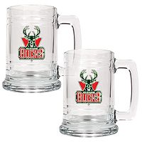 Milwaukee Bucks 2 pc Mug Set
