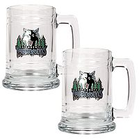 Minnesota Timberwolves 2-pc. Mug Set
