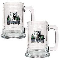 Minnesota Timberwolves 2 pc Mug Set