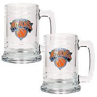 New York Knicks 2 pc Mug Set