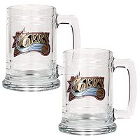 Philadelphia 76ers 2 pc Mug Set