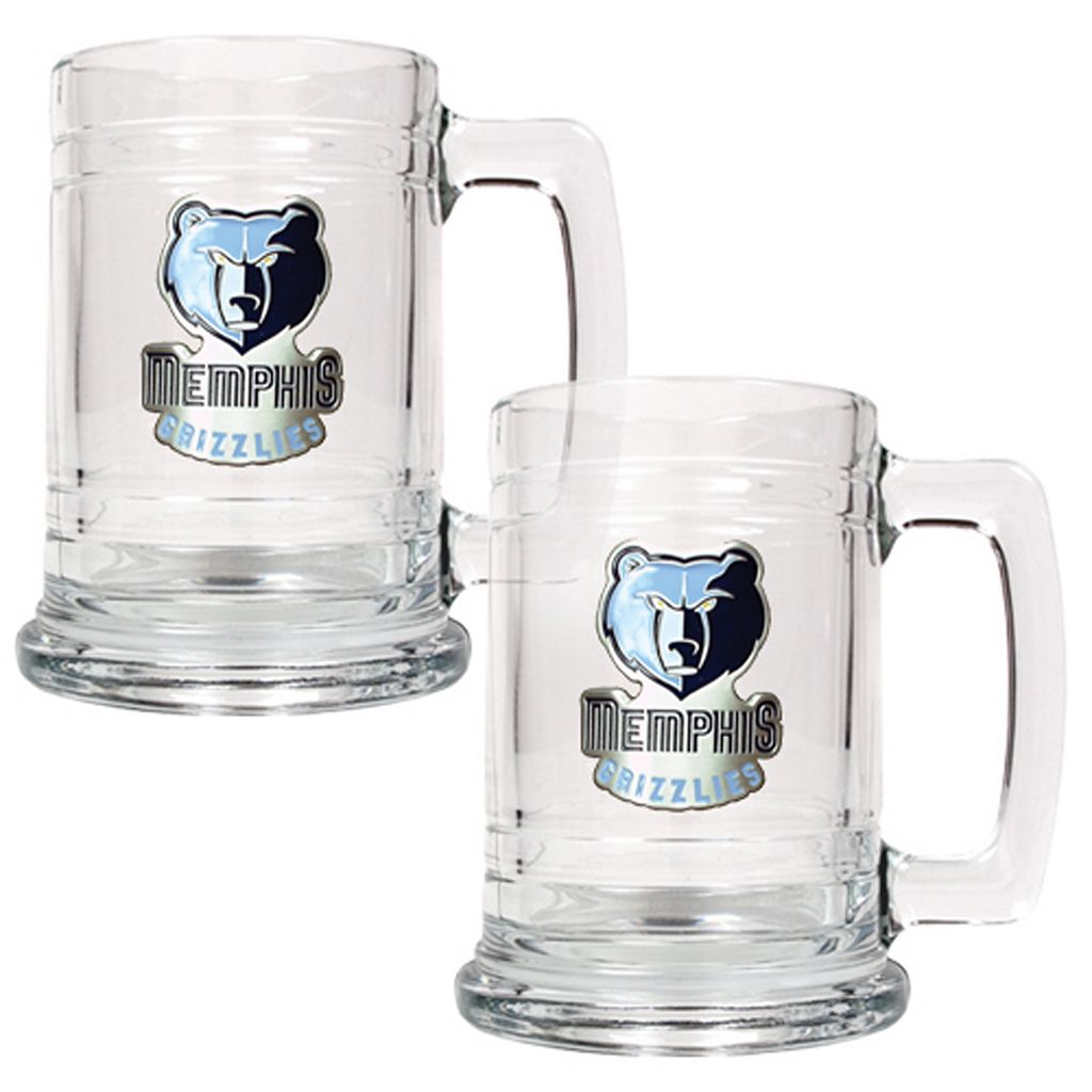 Memphis Grizzlies 2-pc.Mug Set