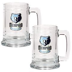 Memphis Grizzlies 2-pc.Mug Set