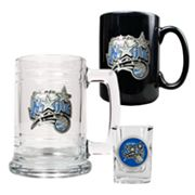 Orlando Magic 3-pc. Mug and Shot Glass Set