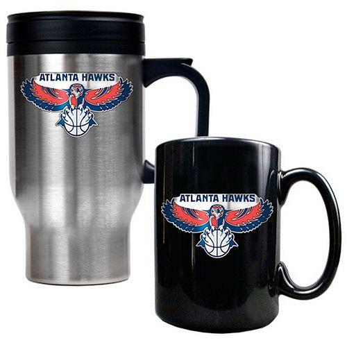 Atlanta Hawks 2-pc. Mug Set
