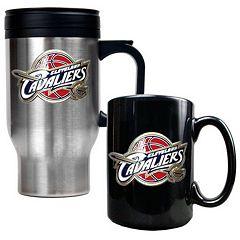 Cleveland Cavaliers 2 pc Mug Set