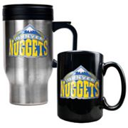 Denver Nuggets 2-pc. Mug Set