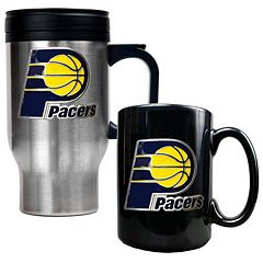Indiana Pacers 2 pc Mug Set