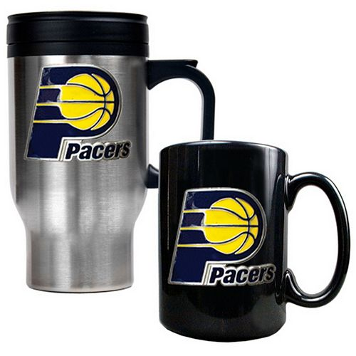 Indiana Pacers 2-pc. Mug Set