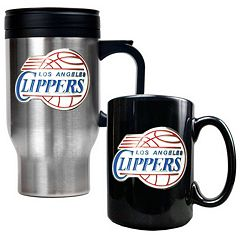 Los Angeles Clippers 2-pc. Mug Set