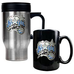 Orlando Magic 2 pc Mug Set