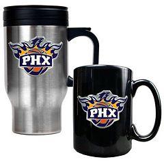 Phoenix Suns 2 pc Mug Set