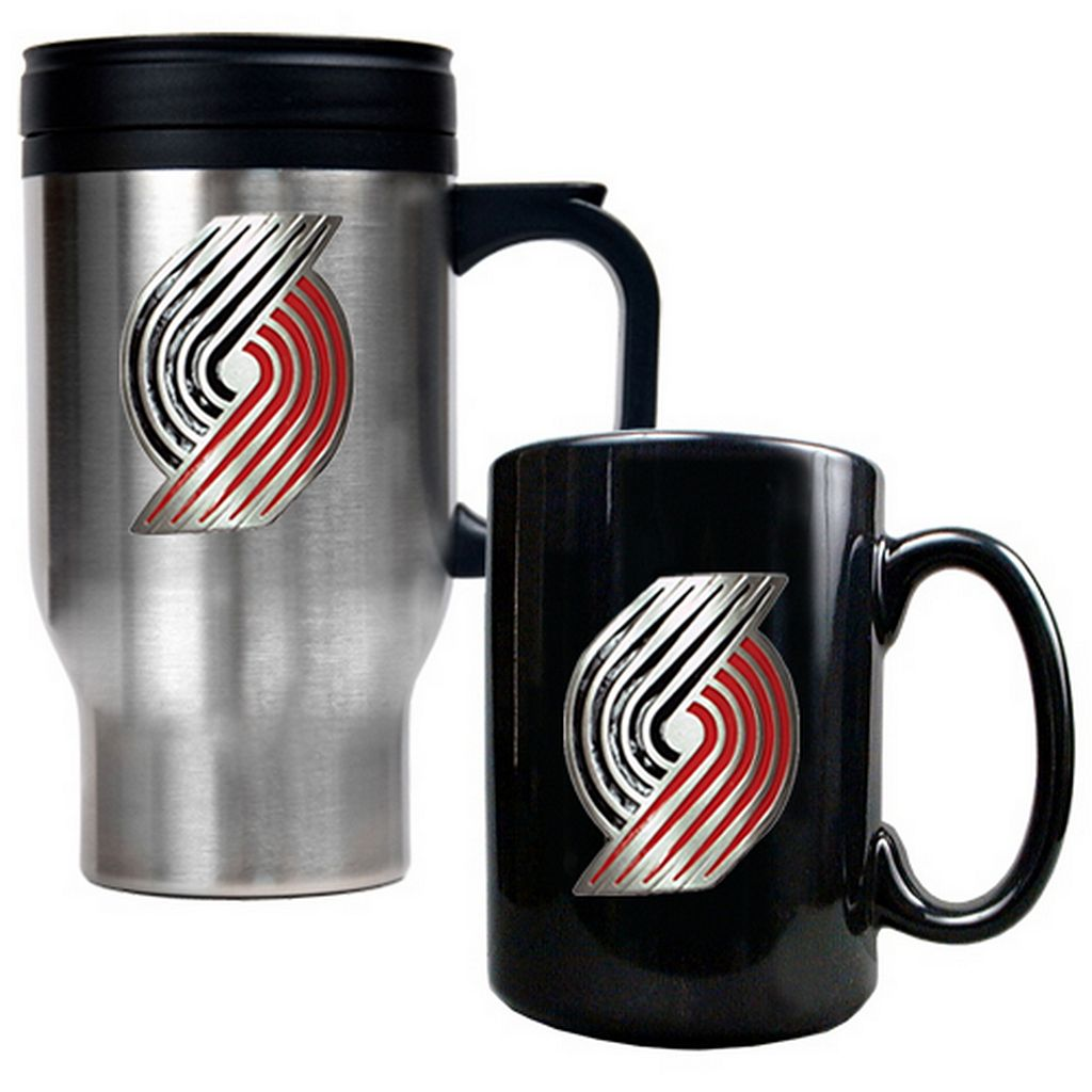 Portland Trail Blazers 2-pc. Mug Set