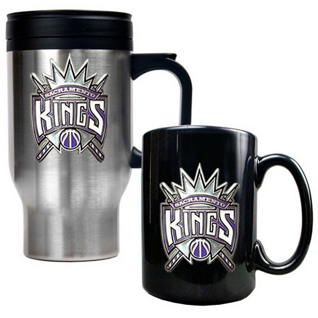Sacramento Kings 2-pc. Mug Set
