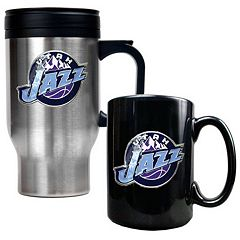 Utah Jazz 2 pc Mug Set