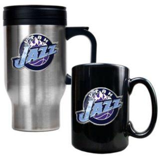 Utah Jazz 2-pc. Mug Set