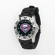 Game Time Philadelphia Phillies Silver Tone MVP Watch - Men