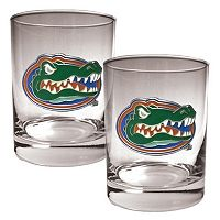 Florida Gators 2-pc. Rocks Glass Set