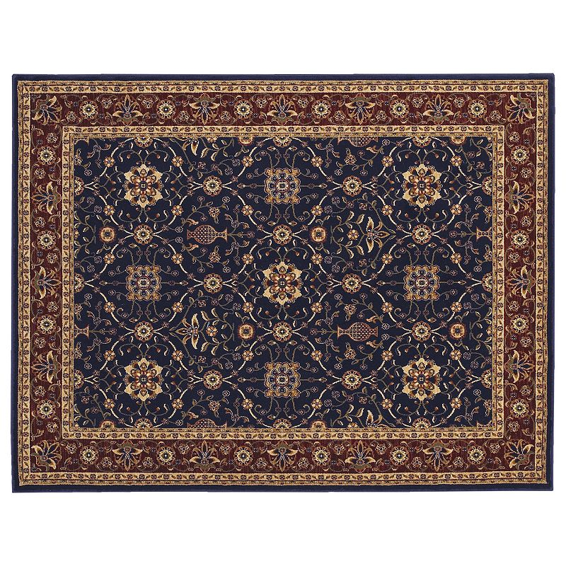 Couristan All Over Vase Floral Rug - 7'6'' x 10'9''