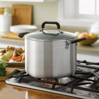 Food Network™ Nonstick Commercial 8-qt. Stockpot