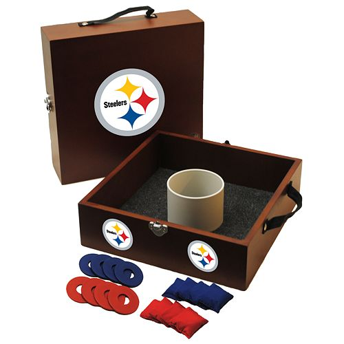 Games for Steelers Fans - Steelers Washer Game