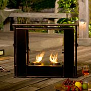 Portable Indoor and Outdoor Gel Fireplace