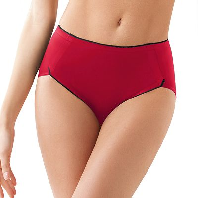 Flexees by Maidenform Decadence Hi-Cut Brief - 2144