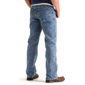 Men's Lee Regular Fit Bootcut Jeans