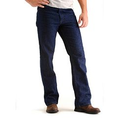 Men's Lee Regular Fit Bootcut Jeans