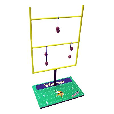Minnesota Vikings Football Toss Game