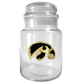 Iowa Hawkeyes Candy Jar