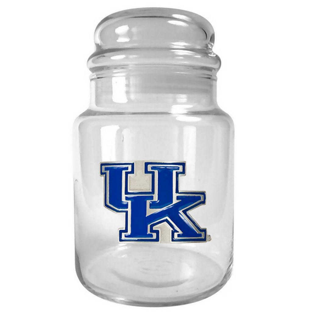 Kentucky Wildcats Candy Jar