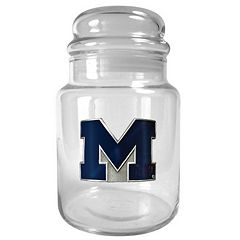 Michigan Wolverines Candy Jar