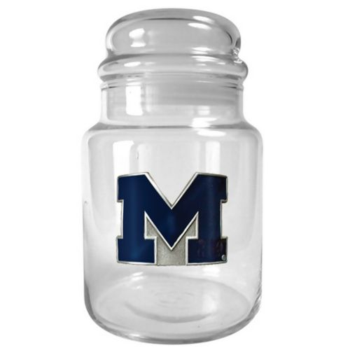 Michigan Wolverines Candy Jar