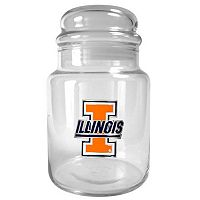 Illinois Fighting Illini Candy Jar