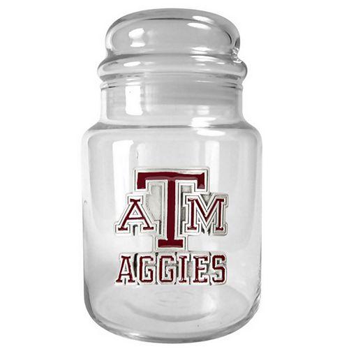 Texas A&M Aggies Candy Jar