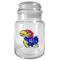 Kansas Jayhawks Candy Jar