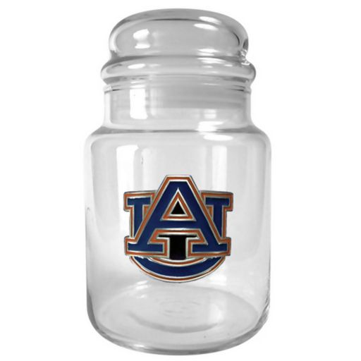 Auburn Tigers Candy Jar