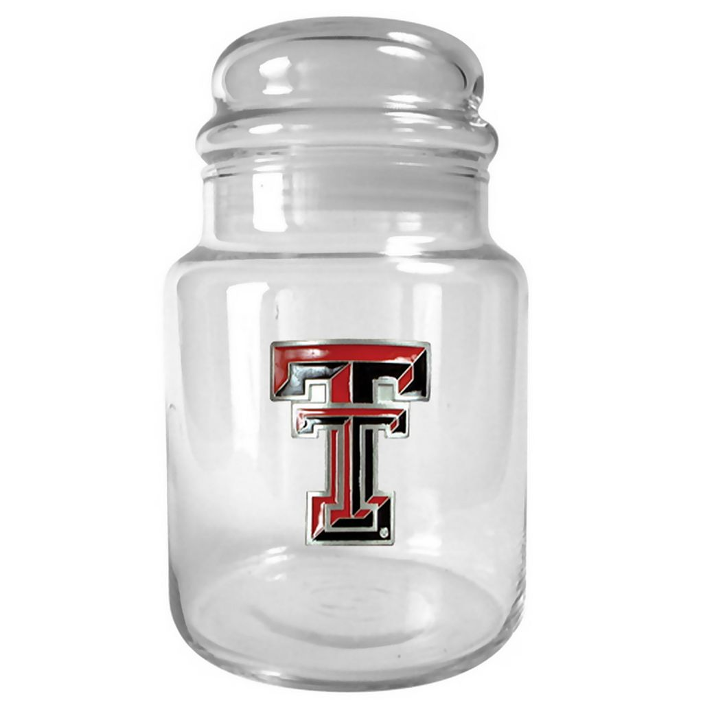 Texas Tech Red Raiders Candy Jar