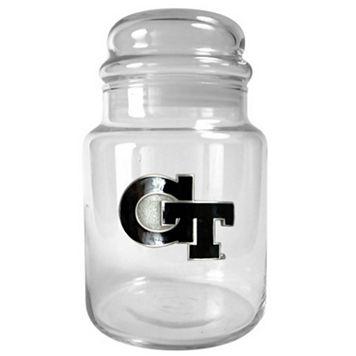 Georgia Tech Yellow Jackets Candy Jar