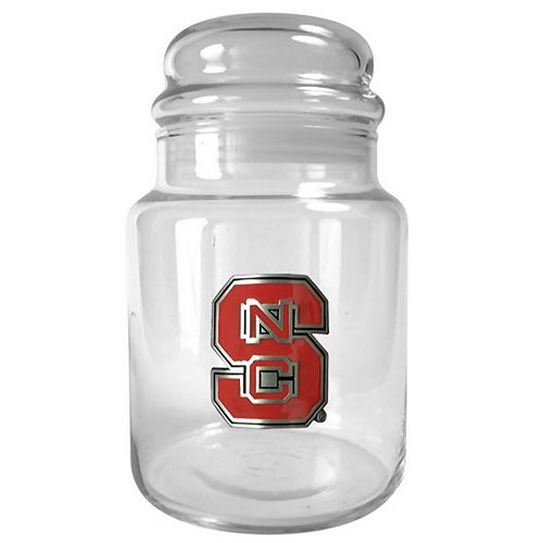 North Carolina State Wolfpack Candy Jar