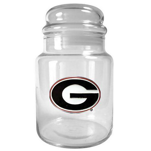 Georgia Bulldogs Candy Jar