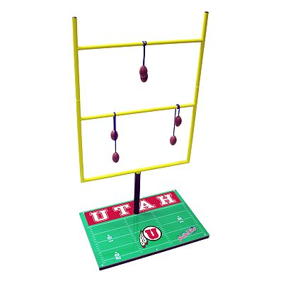 Utah Utes Football Toss Game