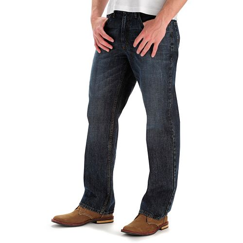 Lee Premium Select Relaxed Straight Leg Jeans
