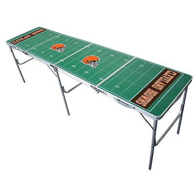 Cleveland Browns Tailgate Table