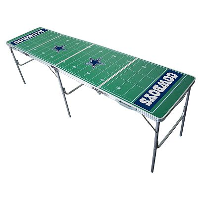 Dallas Cowboys Tailgate Table