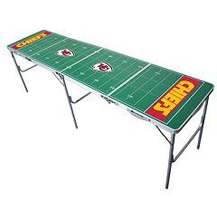Kansas City Chiefs Tailgate Table
