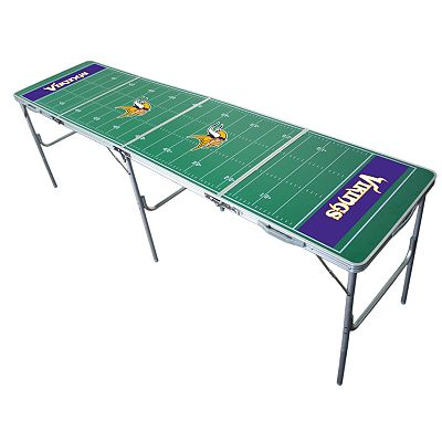 Minnesota Vikings Tailgate Table