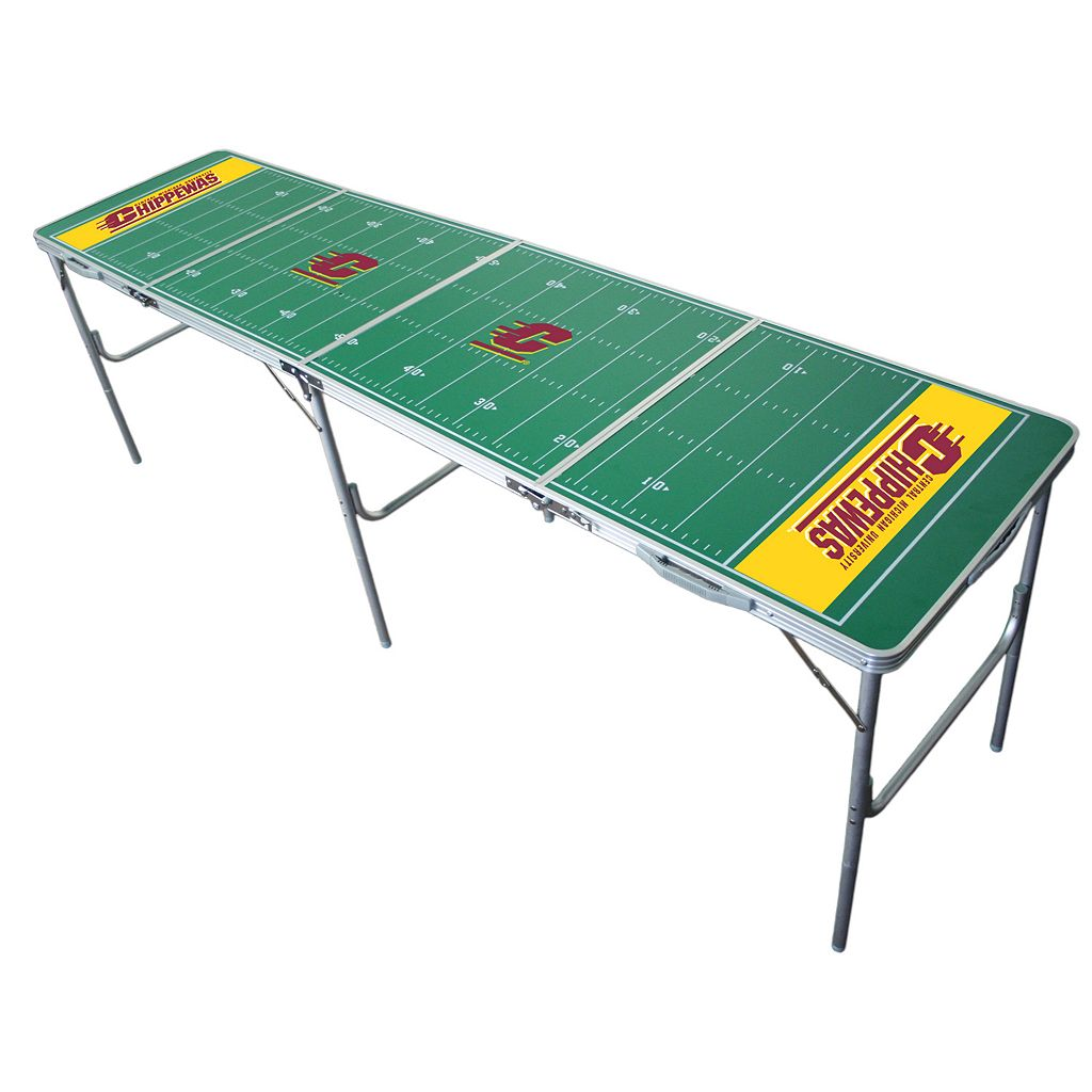 Central Michigan Fighting Chippewas Tailgate Table