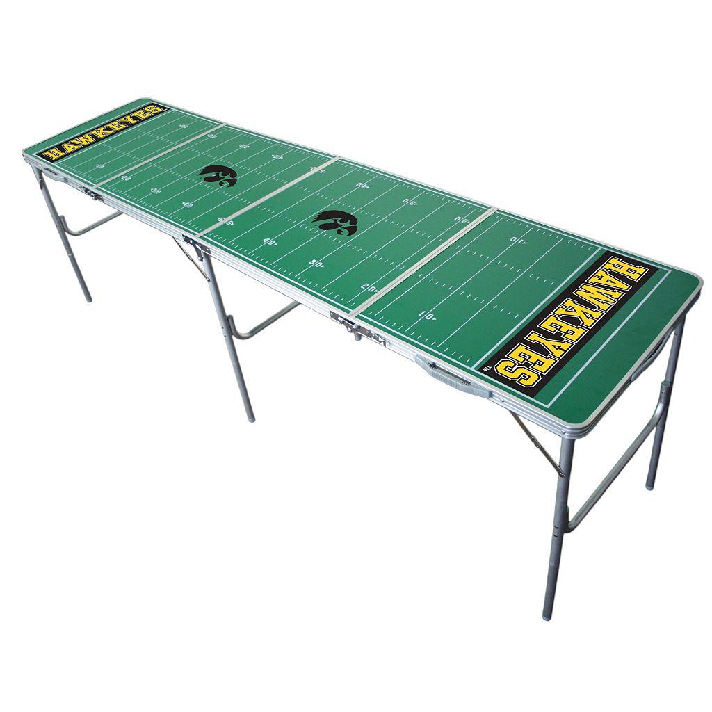 Iowa Hawkeyes Tailgate Table